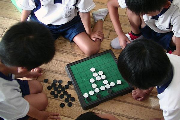 延長保育「なかよし教室」3