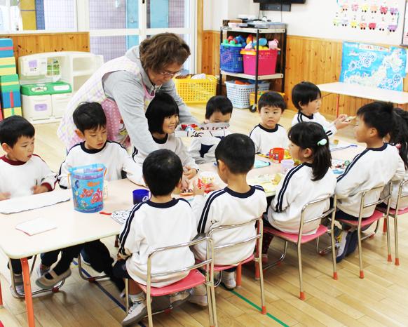 延長保育「なかよし教室」