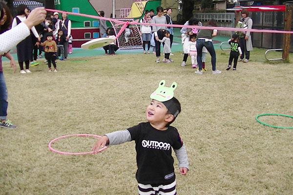 未就園児教室「こまどりちゃん」2